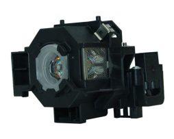 Lámpara Con Carcasa Para Epson Powerlite S5 Proyector
