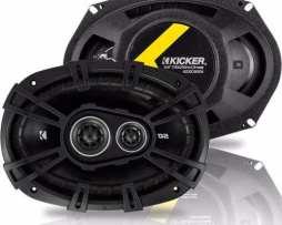 Set Bocinas Kicker Dsc69304 3 Vías 6x9 360w P Autos Oferta