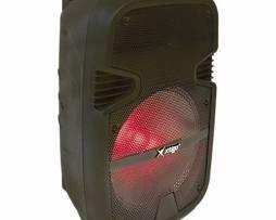 Xtigo Bocina Amplificada Bluetooth Karaoke Usb 12 In Cm-88