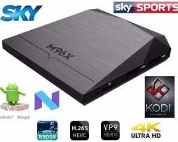 Android Tv Box Nougat 7.1 Quad Core 64bit 2gb Ram Envio Grat