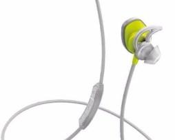 Audifonos Bose Soundsport Wireless (bluetooth) Color Citron