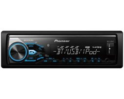 Autoestereo Pioneer Mvh-x381bt Con Bluetooth Envio Gratis