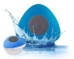 Bocinas Bluetooth  Para Regadera Resistente Al Agua