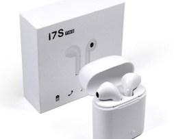 Audifonos Manos Libres I7s Bluetooth Inalambricos