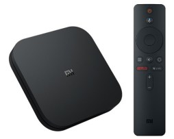 Xiaomi Mi Box S 4k Ultra Hdr Android Tv Box Global Negro