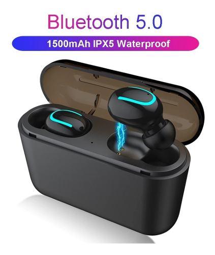 Auriculares Bluetooth Tws Sin Hilos En La Oreja Los Auricula