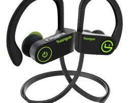 Auriculares Deportivos Bluetooth Hd Impermeables Ipx7 Negro