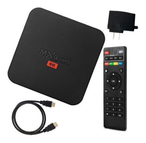 Android Box Wifi Hdmi Android 7.1 Apps Convertidor Smart Tv