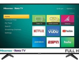 Smart Tv Hisense H4f Series  Full Hd 40  40h4030f