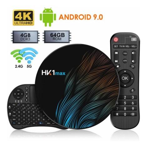 Convertidor De Televisor Inteligente Android 9.0 C/teclado