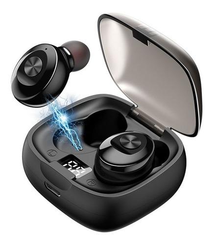 Audífonos Bluetooth Mini Auriculares Deportivos Pantalla Lcd
