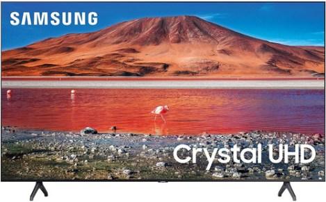 Tv Samsung Crystal 4k Uhd 55  Smart Tv Un55tu7000fxzx (2020)