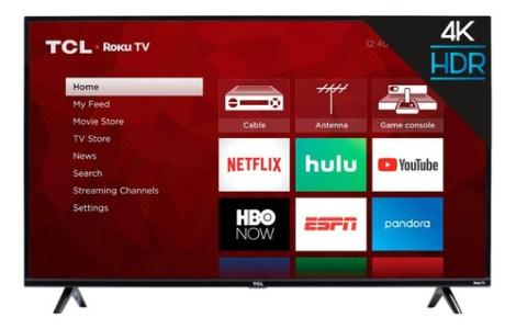 Smart Tv Tcl Serie S4 50s425 Led 4k 50