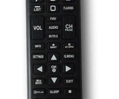 Control Remoto Para Smart Tv LG Pantalla Lcd Led