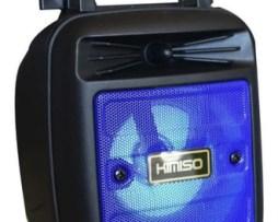 Bocina Kimiso Kms-1181 Portátil Con Bluetooth Azul