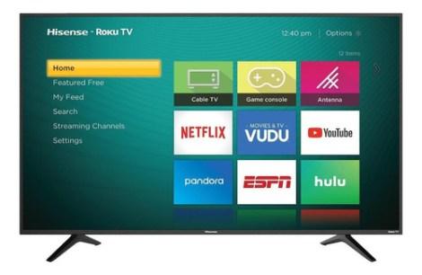Smart Tv Hisense R6 Series 50r6e Led 4k 50  120v