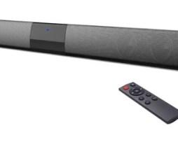 Bocina Bluetooth Barra Sonido Bafle Recargable Soundbar 20w
