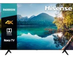 Smart Tv Hisense 50r6000gm Led 4k 50  120v