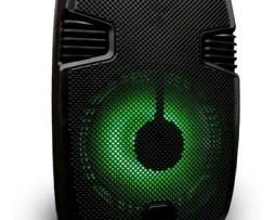 Bafle Bocina Amplificada 8 Pulgadas Bluetooth Portatil Usb