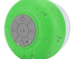 Bocina Bluetooth Recargable Regadera Contra Agua Manos Libre
