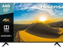 Smart Tv Hisense A6 Series 55a6g Led 4k 55  120v