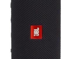Bocina Jbl Flip 5 Portátil Con Bluetooth Black Matte
