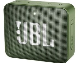 Bocina Jbl Go 2 Portátil Con Bluetooth Moss Green 110v/220v