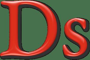 Darmstadtium (Ds)