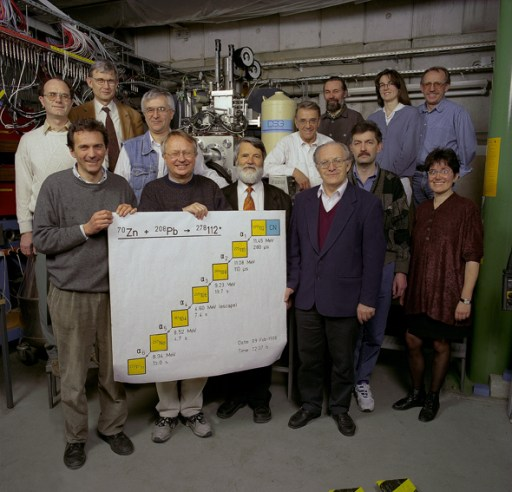 A New Chemical Element in the Periodic Table