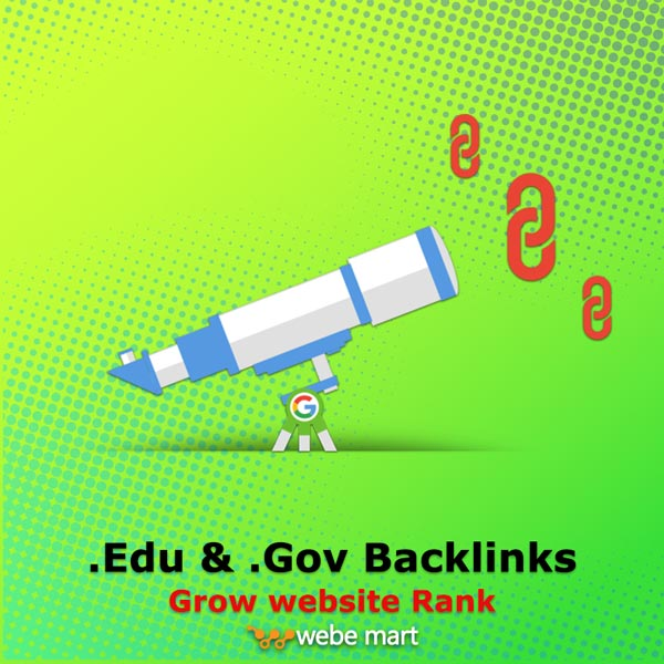 Grow Website Rank with High Authority .Edu Backlinks & .Gov Backlinks