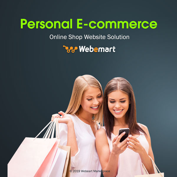 Personal Enterprise Website Design Package