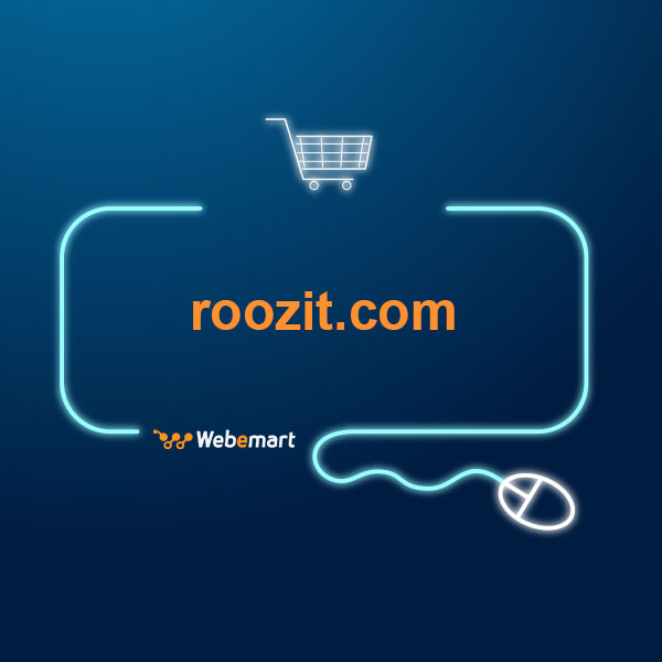 Rooz IT Website for Sale