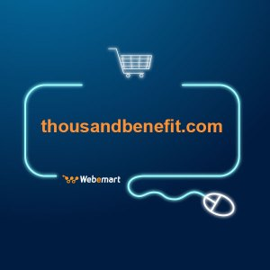Thousand Benefit Website for Sale