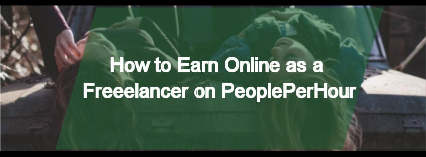 Earn money as freelancer on PeoplePerHour