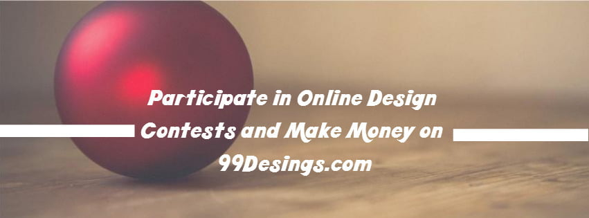 Make Money with Online Design Contests on 99Designs