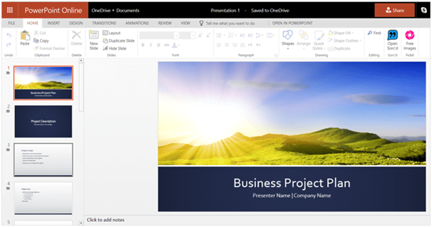8 free tools for creating online presentations