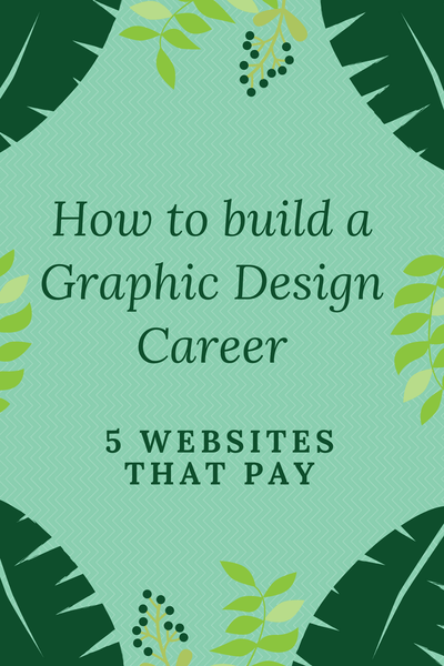 How to build graphic design career
