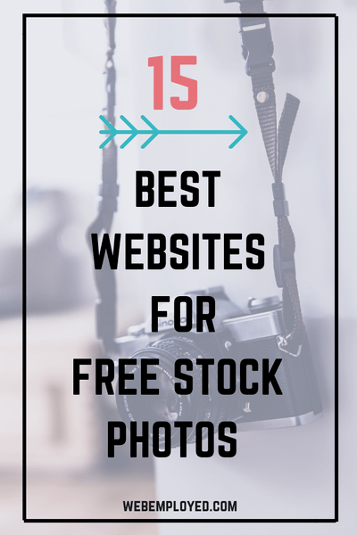 15 websites for Copyright free images