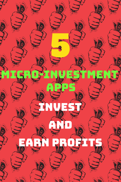 How to make more money with money Micro-investment