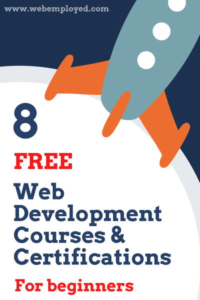 Free Web Development Courses and Certifications