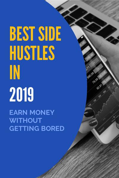 Best Side Hustle Websites