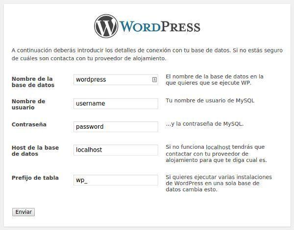 como instalar wordpress