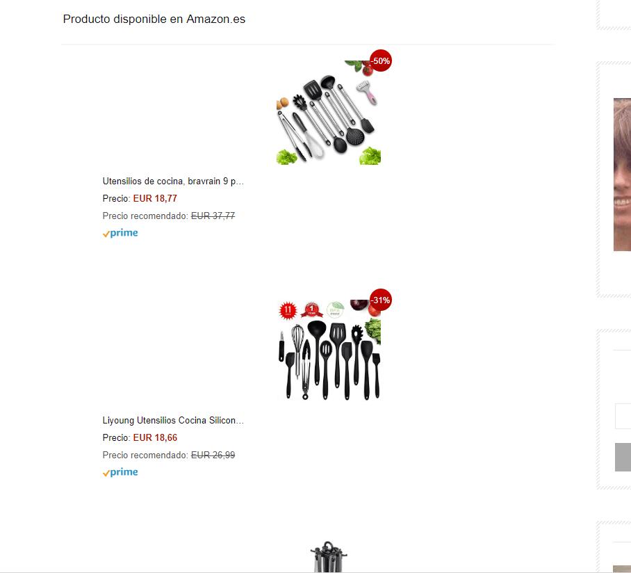 Plantilla del plugin Amazon Associates Link Builder
