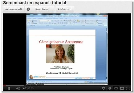 Videotutorial_Screencast