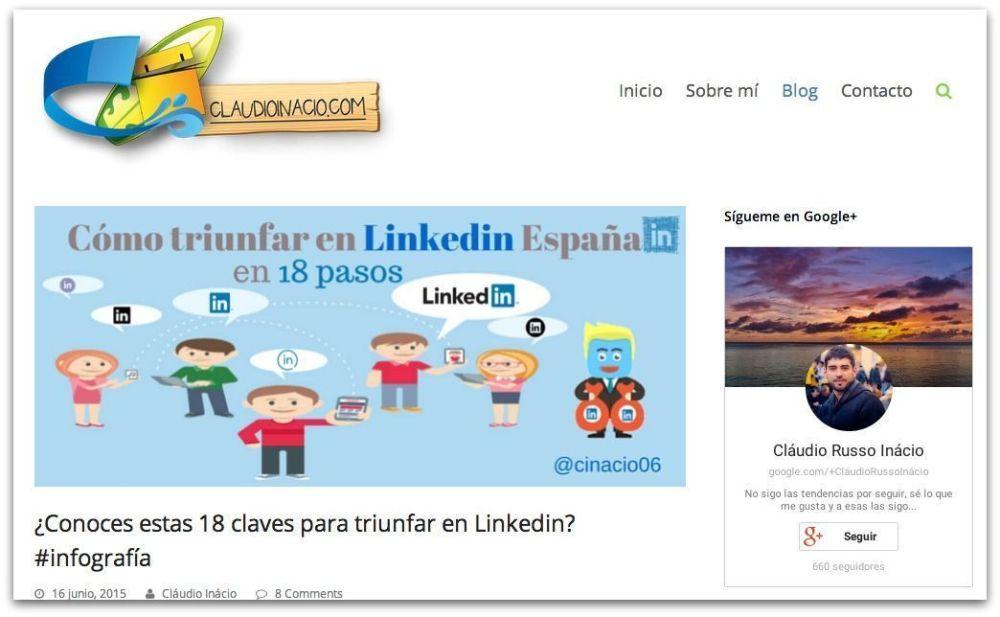 La Aprendiz de Community Manager, uno de los 10 mejores blogs de marketing digital en español 2015 (3/6)
