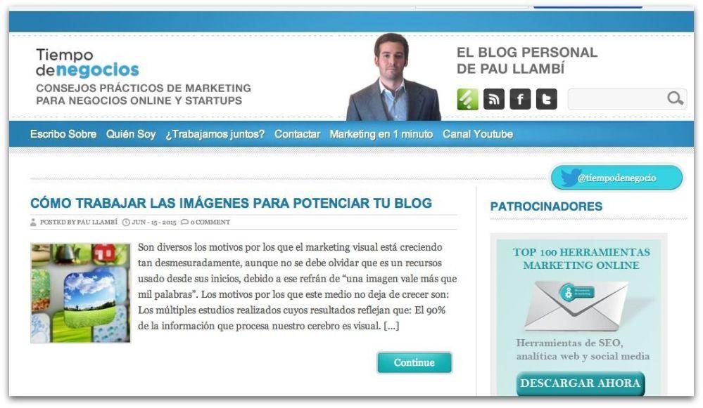 La Aprendiz de Community Manager, uno de los 10 mejores blogs de marketing digital en español 2015 (5/6)