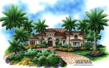 Caribbean Style Homes House Plans