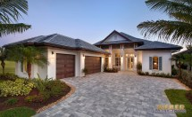 Caribbean Homes House Plans