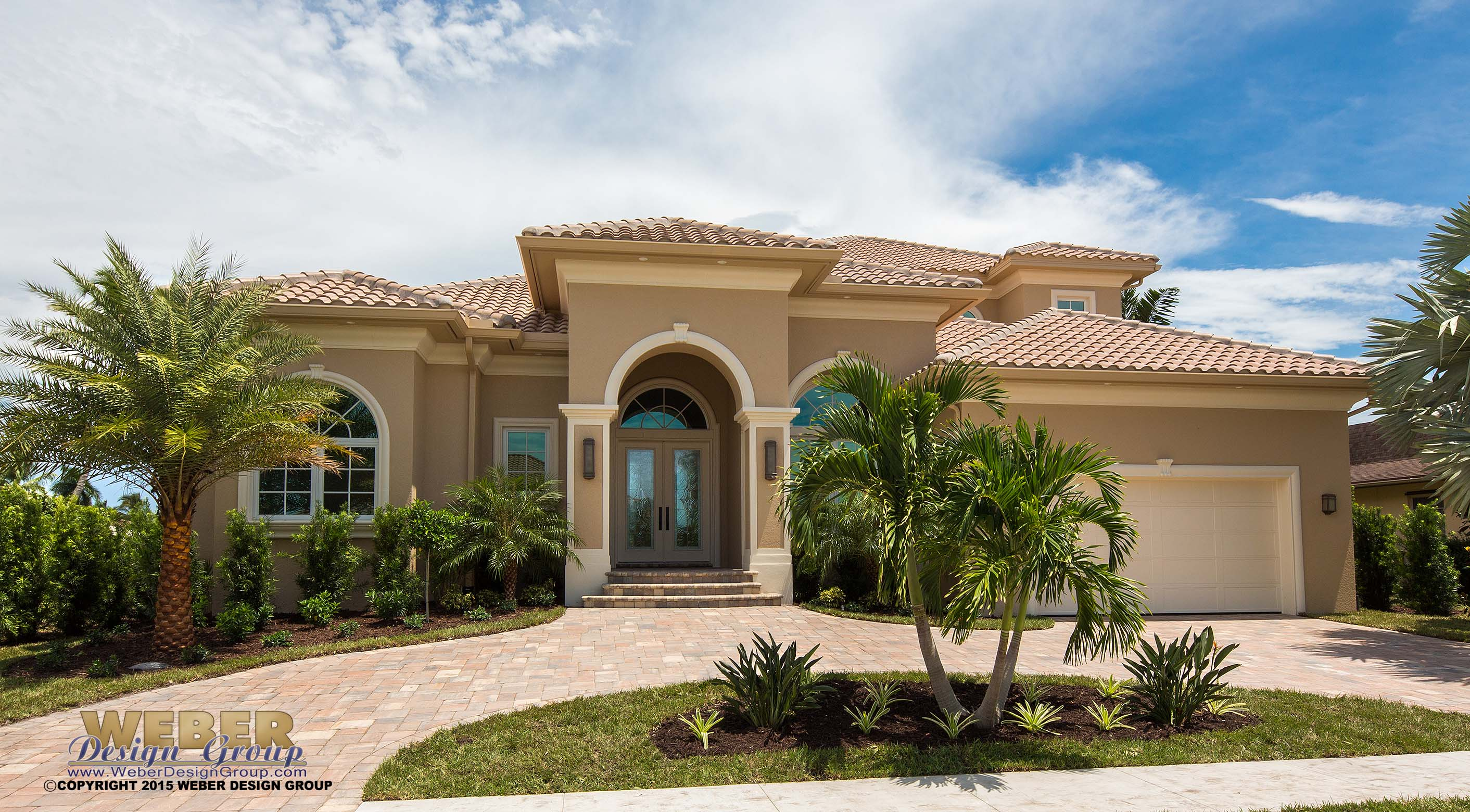 Florida House Plans Weber Design Group Inc Stock Florida