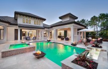 Naples Architect Design Golf Home